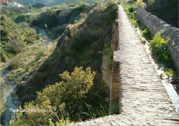 Roman Aqueduct Andalucia