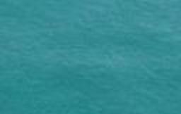 Blank Wall in blue