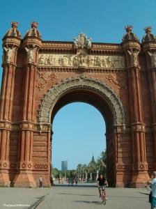 L'Arc de Triomf