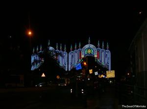 Malaga Fair by Night