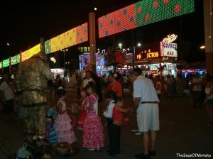 Malaga Fair Ride