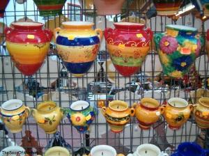 Pottery Pots Bajondillo Torremolinos