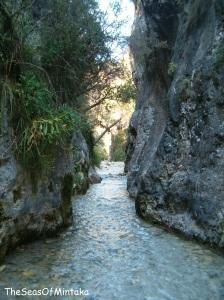 Gorge Rio Chillar