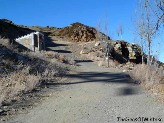 Footpath Sierra Nevada Granada