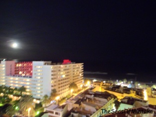 Night Sky Torremolinos