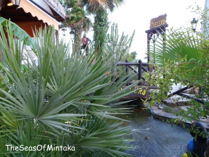 Restaurant Garden Torremolinos