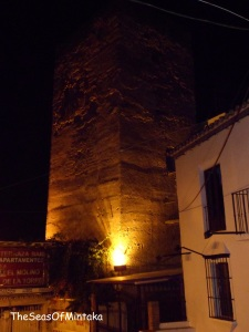 Tower by Night Torremolinos