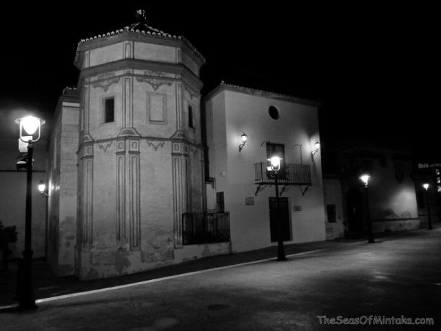 Chapel in Malaga
