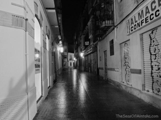 Malaga Street