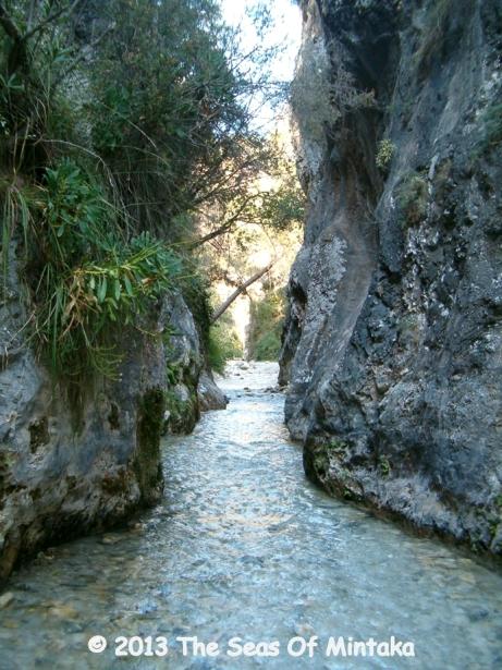 Rio Chillar River