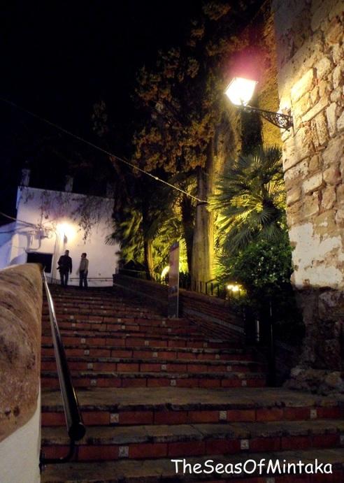 Staircase Marbella