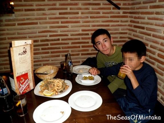 Tapas at El Piyayo