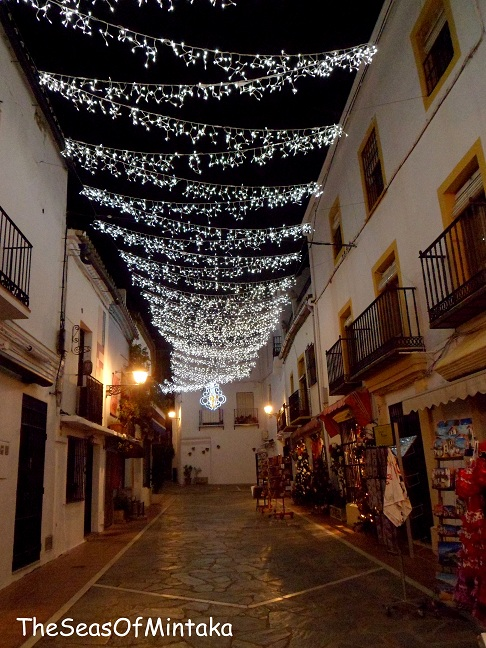 Typical Street Marbella