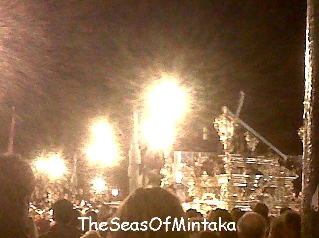 Holy Week   The Seas of Mintaka