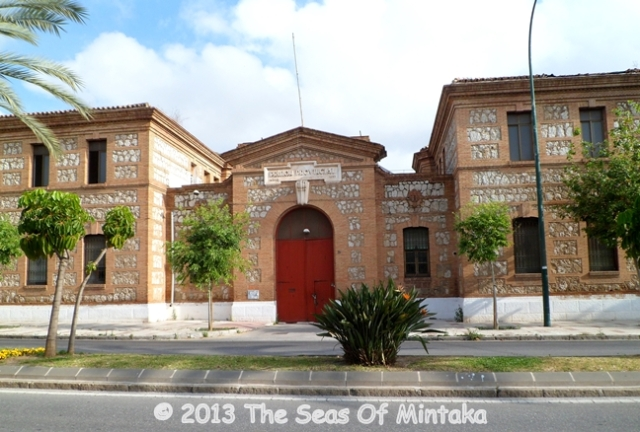 Antigua Prision Provincial de Malaga