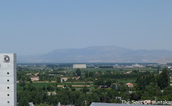 Granada Aerial View