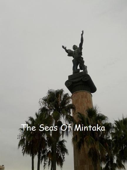 Statue Puerto Banus