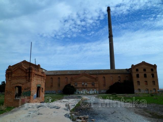 Sugar Factory Tarajal Malaga