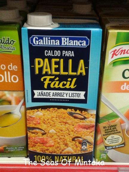 Paella Facil