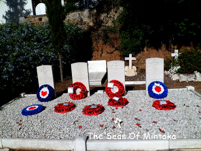 War Heroes English Cemetery Malaga