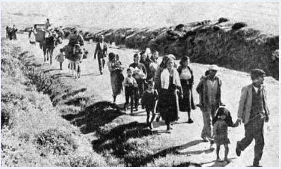 Resultado de imagen de Málaga-Almería road massacre 1937
