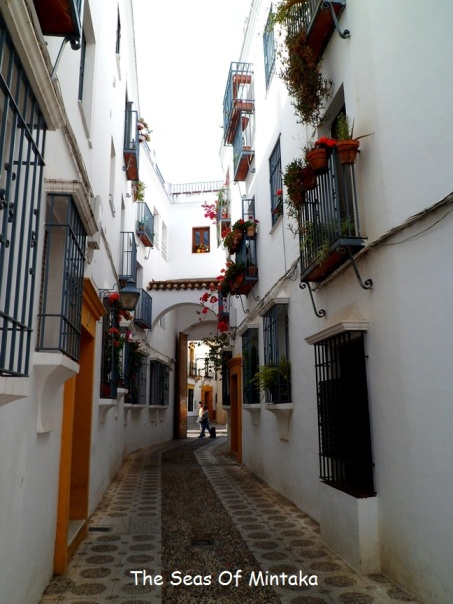 Cordoba Typical Street