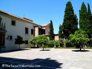 Monasterio San Jeronimo Granada