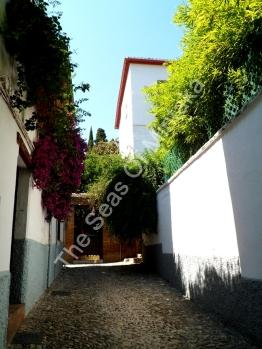 Albaycin Granada