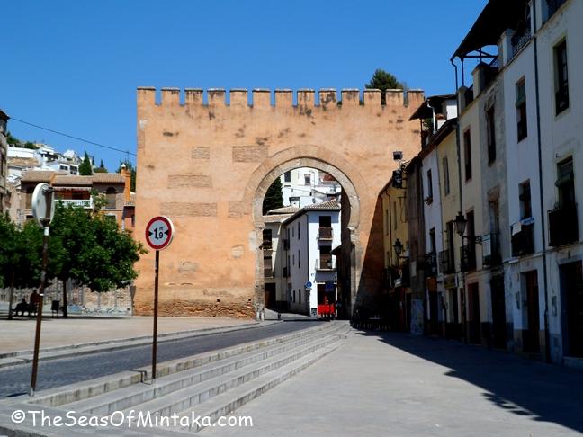 Puerta de Elvira Granada