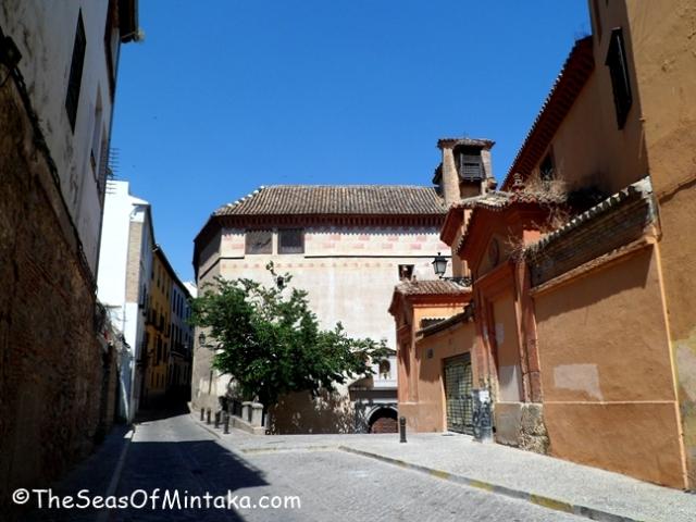 Albayzin Granada