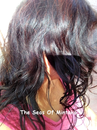 natural hair care | The Seas of Mintaka
