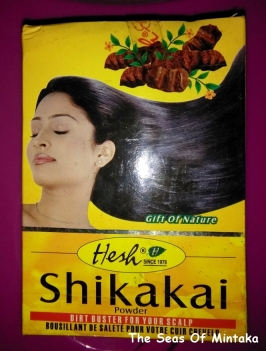 Shikakai Hair Indian Ayurvedic Herbs