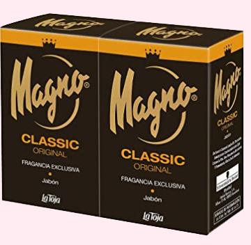 Magno Soap