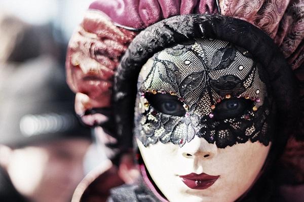 Mask Carnaval Venice